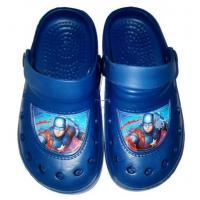 Crocsy AVENGERS , Velikost boty - 24-25 , Barva - Tmavo modrá