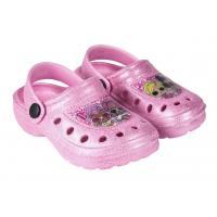 Crocsy LOL Surprise , Velikost boty - 26-27 , Barva - Ružová