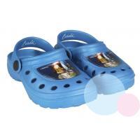 Crocsy Avengers , Barva - Modrá , Velikost boty - 30-31