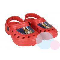 Crocsy Avengers , Barva - Červená , Velikost boty - 24-25