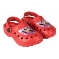 Crocsy MINNIE , Velikost boty - 22-23 , Barva - Červená