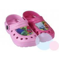 Crocsy TROLLOVIA , Barva - Ružová , Velikost boty - 28-29