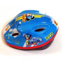 Cyklistická prilba Mickey Mouse , Barva - Modrá