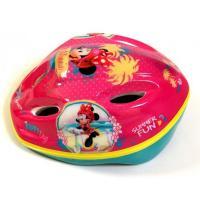Prilba na bicykel Minnie Mouse , Barva - Malinová