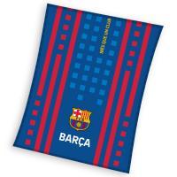 Deka FC Barcelona Camino , Barva - Modrá , Rozměr textilu - 110x140