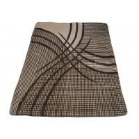 Deka Isparta , Barva - Hnedá , Rozměr textilu - 150x200