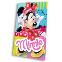 Deka Minnie Music , Barva - Barevná , Rozměr textilu - 100x150