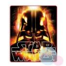 Deka Star Wars , Rozměr textilu - 120x140 , Barva - Čierna