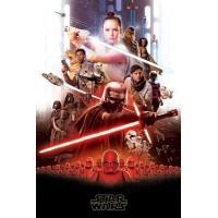 Deka Star Wars , Barva - Hnedá , Rozměr textilu - 100x150