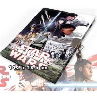 Deník se zámkem Star Wars , Barva - Čierna