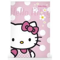 Dosky na abecedu Hello Kitty , Barva - Ružová