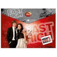 Desky na vysvědčení High School Musical , Barva - Červená