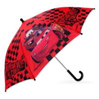 Dáždnik Cars Disney , Barva - Červená