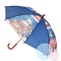 Deštník Cars , Barva - Modro-červená