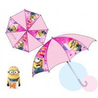 Deštník Mimoni , Barva - Ružová