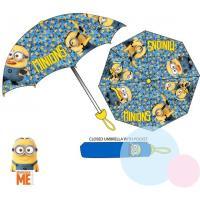 Dáždnik Mimoni  , Barva - Modrá , Velikost - Uni