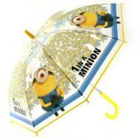 Dáždnik Mimoni vystreľovací , Barva - Žltá
