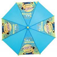 Dáždnik Mimoni vystreľovací , Barva - Modrá