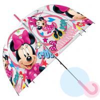 DÁŽDNIK MINNIE Mouse , Barva - Ružová
