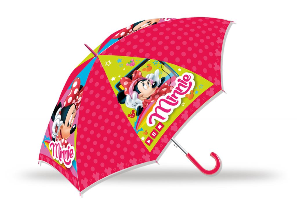 cc1ac9ea6 detský dáždnik minnie , Barva - Malinová | Nákupy Deťom SK