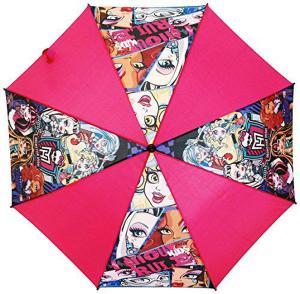 Dáždnik Monster High , Barva - Tmavo ružová