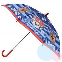 Dáždnik Paw Patrol , Barva - Modro-červená