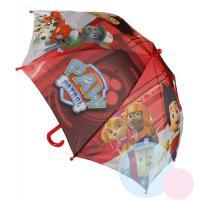 Dáždnik Paw Patrol , Barva - Červená