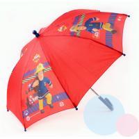 Dáždnik Požiarnik Sam , Barva - Červená