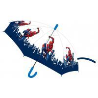 Deštník SPIDERMAN  , Barva - Modrá