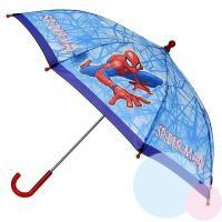 Dáždnik Spiderman , Barva - Modro-červená