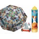 Deštník Tajný Život Mazlíčků skládací , Barva - Žltá