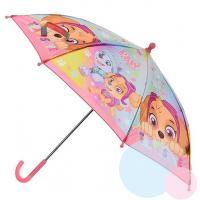 Deštník Tlapková Patrola , Barva - Ružová