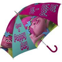 Dáždnik Trollovia Poppy , Barva - Ružová