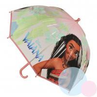 Dáždnik Vaiana , Barva - Ružová , Velikost - Uni
