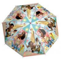 Dáždnik Vaiana - manuálny , Barva - Barevná