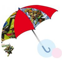 Dáždnik Ninja Korytnačky , Barva - Červená