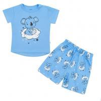 Pyžamo New Baby Dream , Velikost - 62 , Barva - Modrá