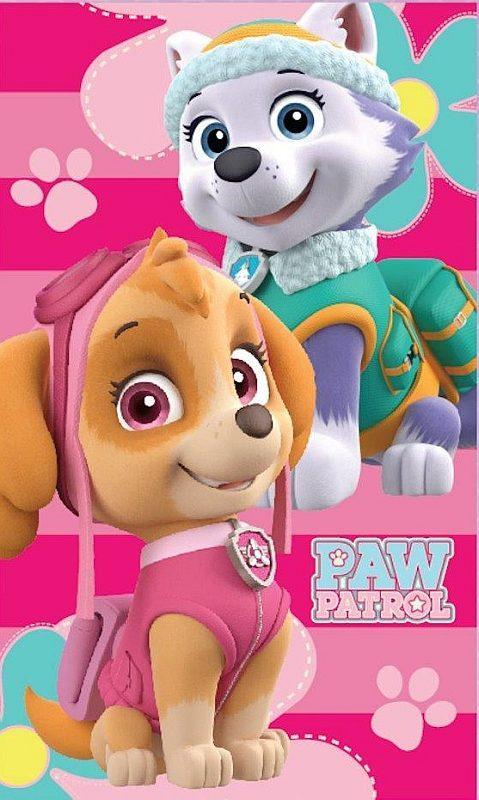 57979f600b8 Dětský ručník Paw Patrol Skye