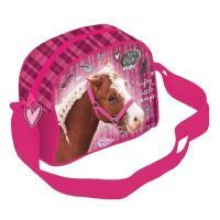 KABELKA Koně , Barva - Tmavo ružová