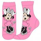 Ponožky Minnie Mouse , Barva - Ružová , Velikost ponožky - 27-30