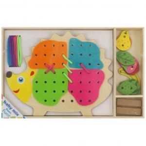 provlékací hračka Baby Ježek , Barva - Barevná