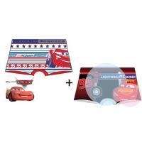 Boxerky Cars Disney 2 ks , Barva - Šedo-červená , Velikost - 92/98