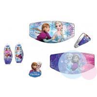 Čelenka Frozen 2ks , Velikost - Uni