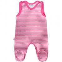 Dupačky New Baby Classic II pruhy , Barva - Ružová , Velikost - 50