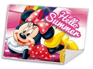 Ručník Minnie Summer , Barva - Ružová , Velikost - 30x40