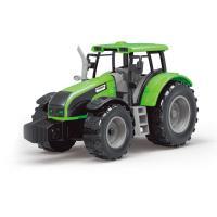 Farmářský traktor , Barva - Červená