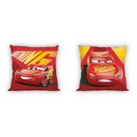 Povlak na vankúšik Cars Blesk , Barva - Červená , Rozměr textilu - 40x40