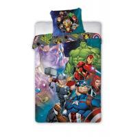 Obliečky Avengers Hero , Barva - Barevná , Rozměr textilu - 140x200
