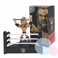 Figurka WWE , Barva - Hnedá