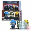 Figurky Transformers 3 ks , Barva - Barevná